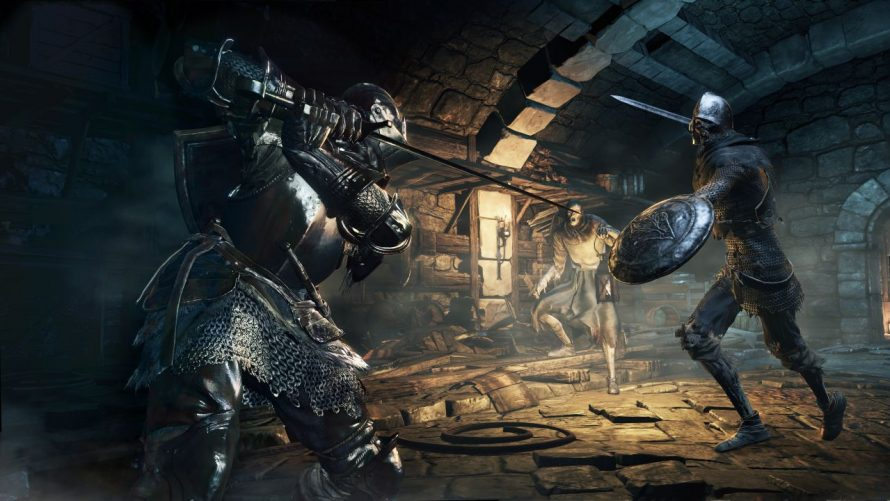 Dark Souls 3 : 20 minutes de gameplay sur PS4
