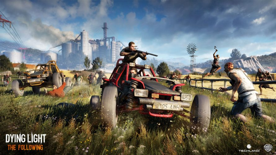 Dying Light : The Following – Screenshots et Trailer pour l'extension