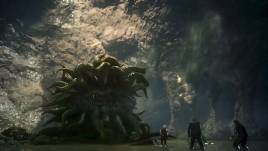 [GC 2015] Final Fantasy XV : Informations et extrait de combat contre un Malboro