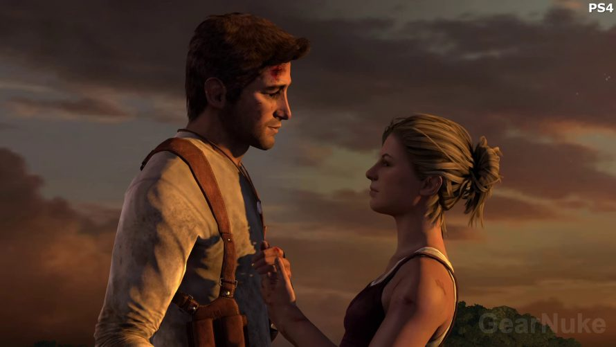 Uncharted : The Nathan Drake Collection – 44 Go à installer