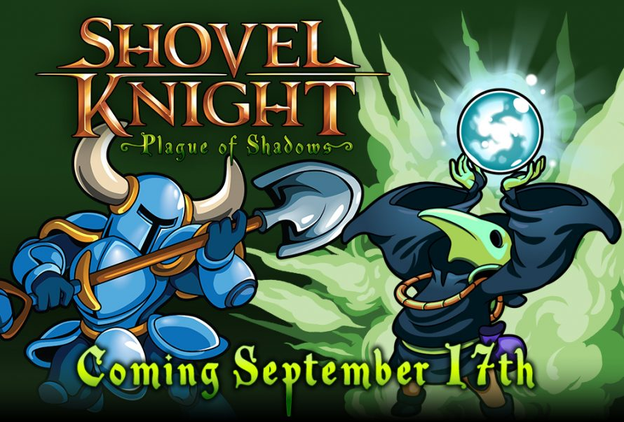 Shovel Knight : Plague of Shadows s'offre une date de sortie