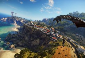 Just Cause 3 : Du gameplay en wingsuit à 360°