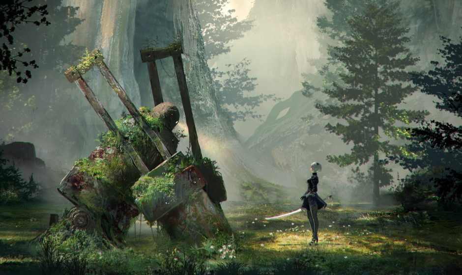 NieR New Project s'illustre à travers un concept art