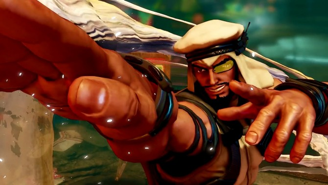 Street Fighter V : Rashid se joint au casting