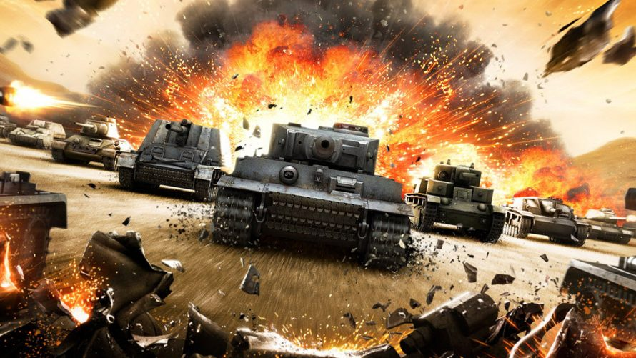 World of Tanks tournera en 1080p et 60 FPS sur PS4