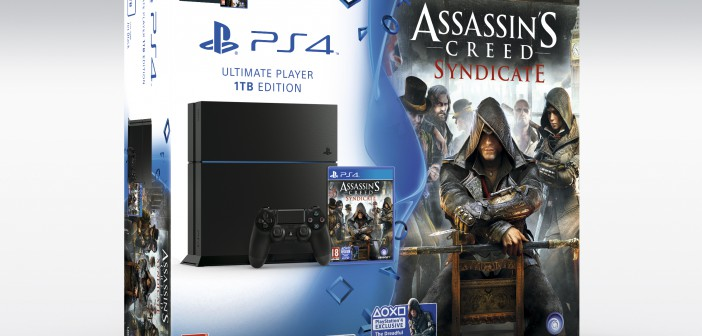 Un bundle PS4 avec Assassin's Creed Syndicate