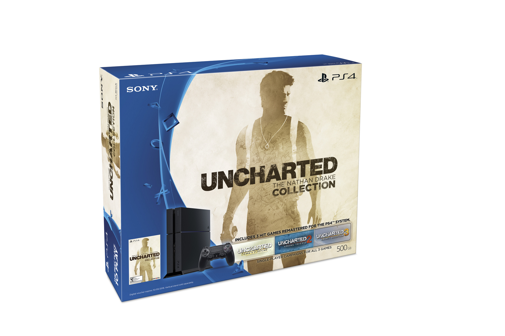 bundle ps4 uncharted collection