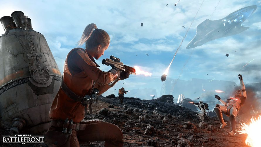 Star Wars Battlefront : Les changements apportés par le patch 1.03