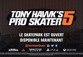 Tony Hawk's Pro Skater 5 : Le trailer de lancement