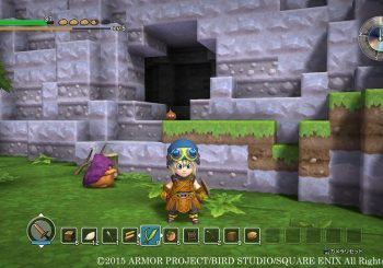 12 nouveaux screenshots de Dragon Quest Builders