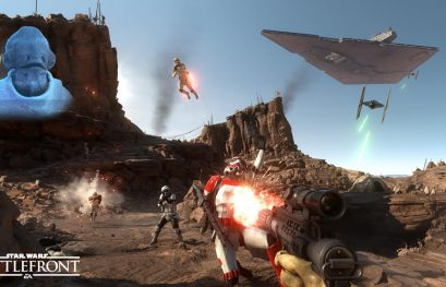 Star Wars Battlefront : la beta en 900p sur PS4 et en 720p sur Xbox One