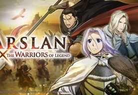 Test Arslan: The Warriors of Legend sur PS4