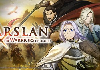 La date de sortie de Arslan: The Warriors of Legend annoncée