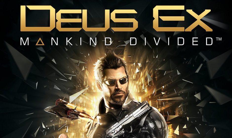 Deus Ex Manking Divided : les nouveautés en vidéo