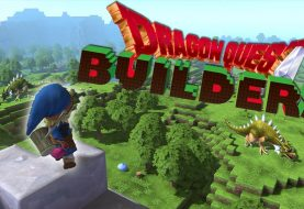 Du gameplay pour Dragon Quest Builders