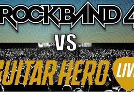 Test | Guitar Hero Live vs Rockband 4 : le comparatif des notes