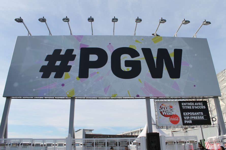 Paris Games Week 2015 : le salon en photo