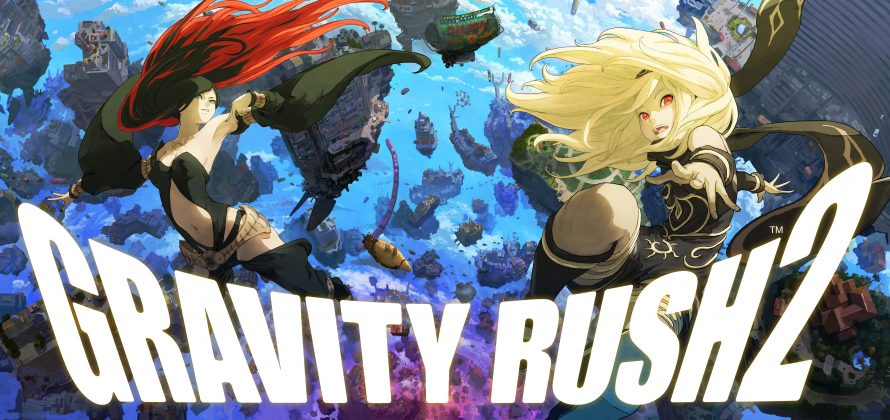 Gravity Rush 2 : Screenshots, artworks et logo
