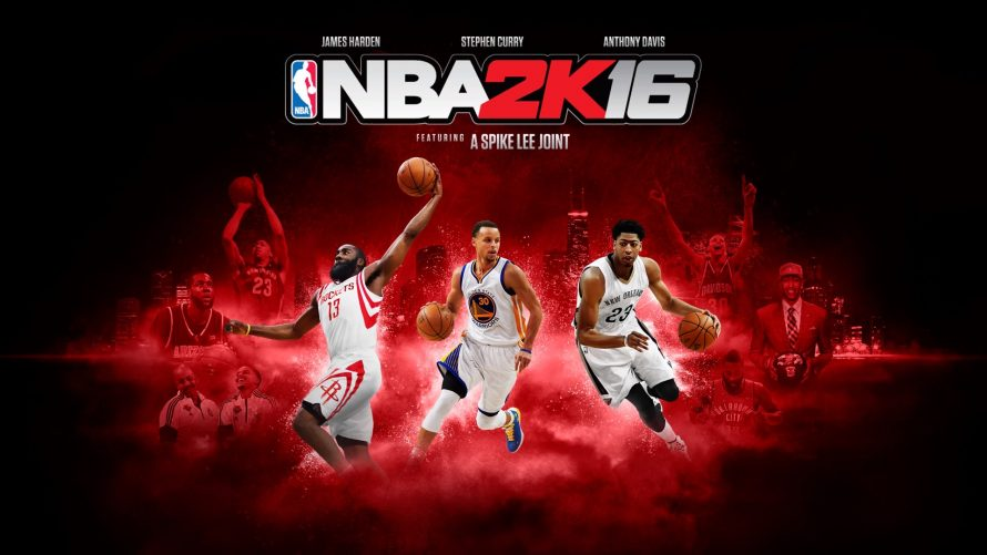 TEST | NBA 2K16 sur PS4