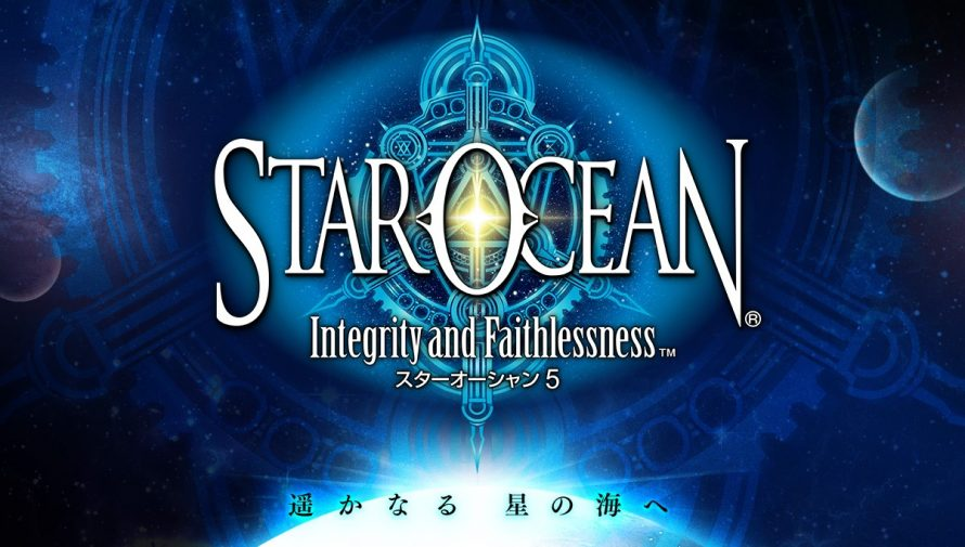 Star Ocean 5 daté en France sur PS4