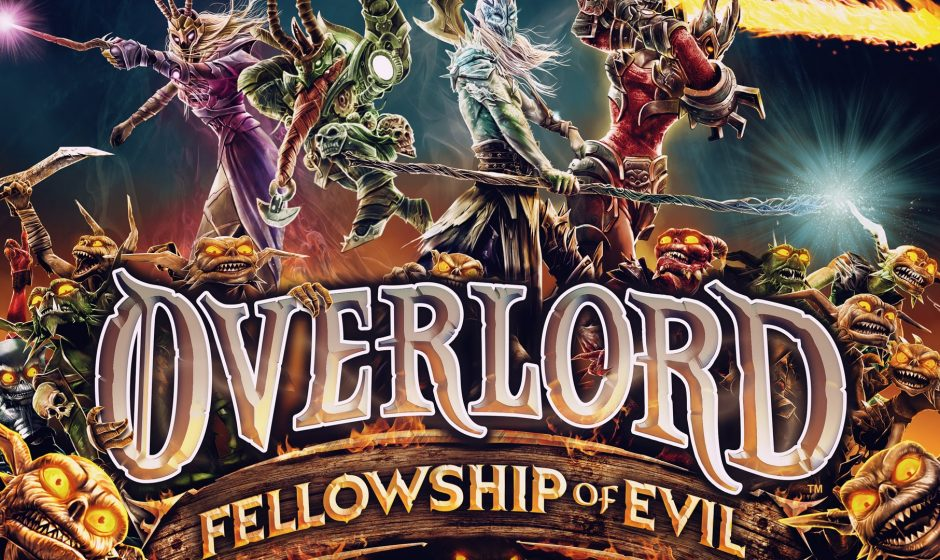 Overlord : Fellowship of Evil sort aujourd'hui sur PS4