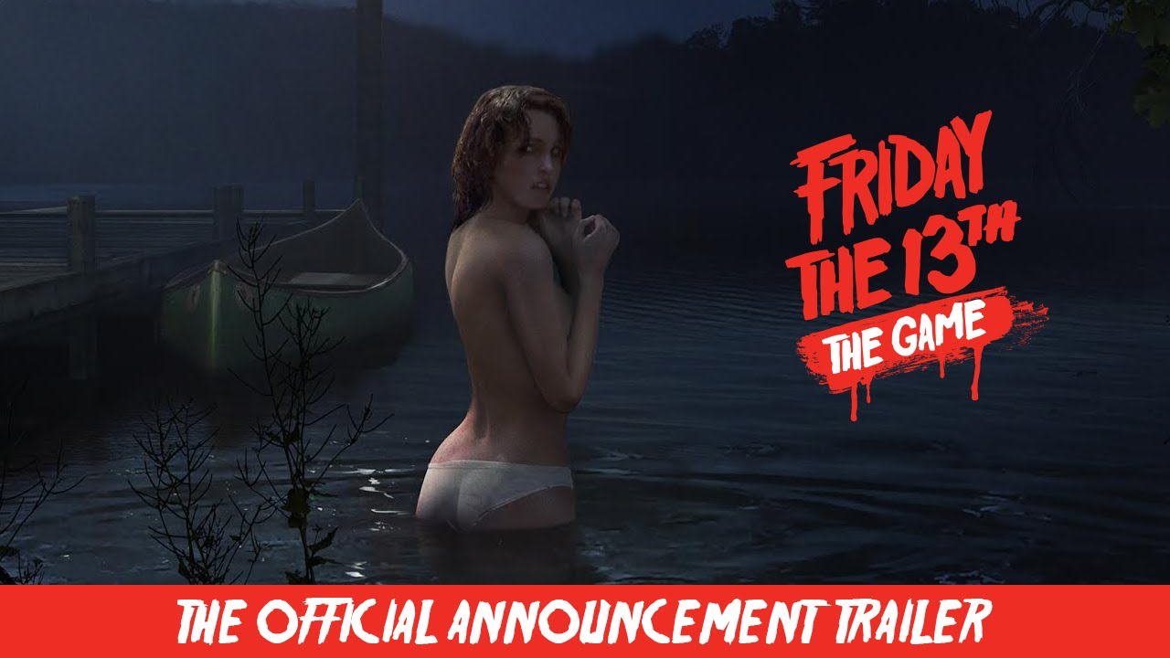 jeux ps4 friday the 13th amazon