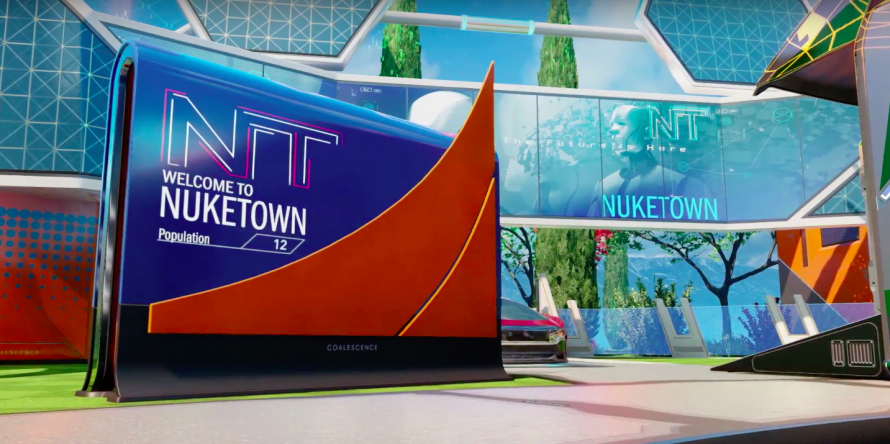 Call of Duty: Black Ops 3 – Le trailer officiel de la map Nuketown