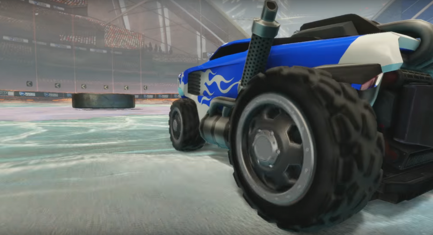 Rocket League se met au Hockey en décembre