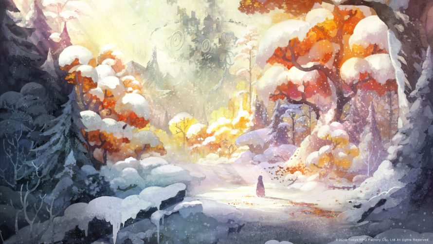 I am Setsuna : un premier trailer de gameplay