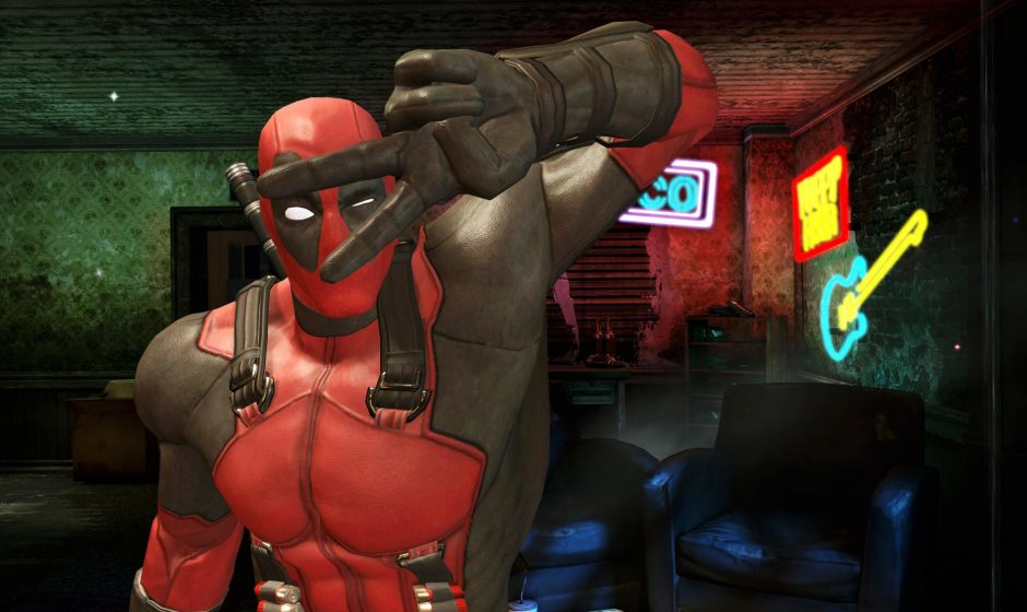 Deadpool : Le trailer officiel de la version PS4