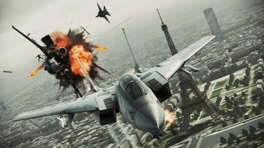 Ace Combat 7: Skies Unknown repoussé à 2018