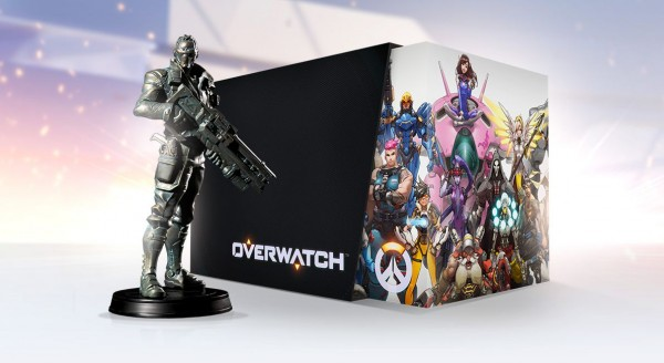 Edition collector Overwatch