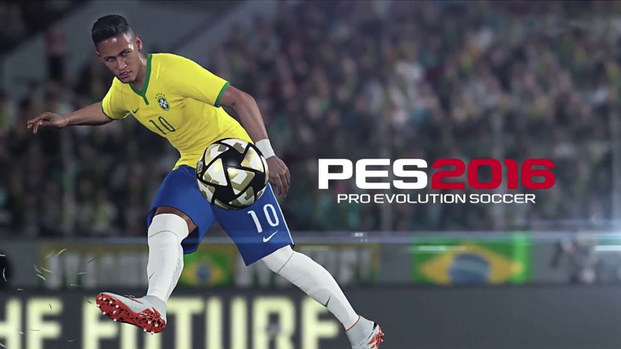 Une version free-to-play de PES 2016 en décembre