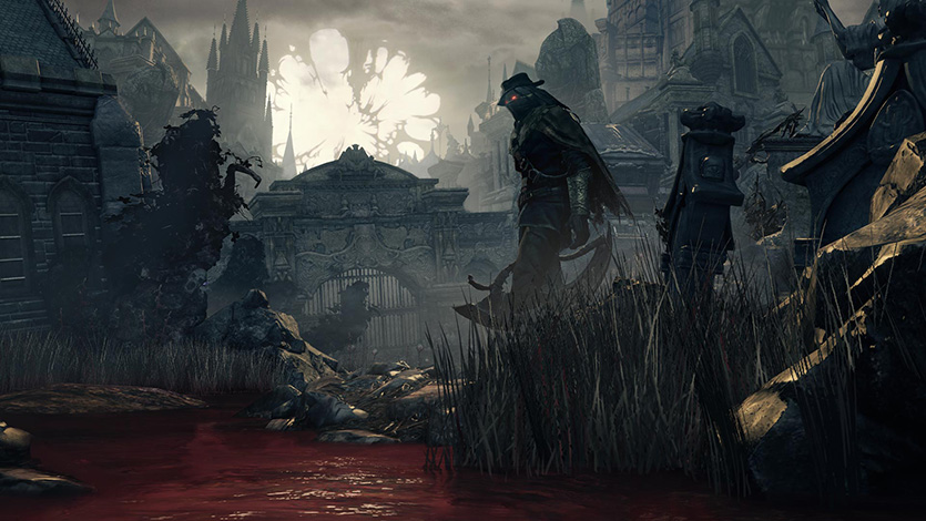 bloodborne The old hunters-03