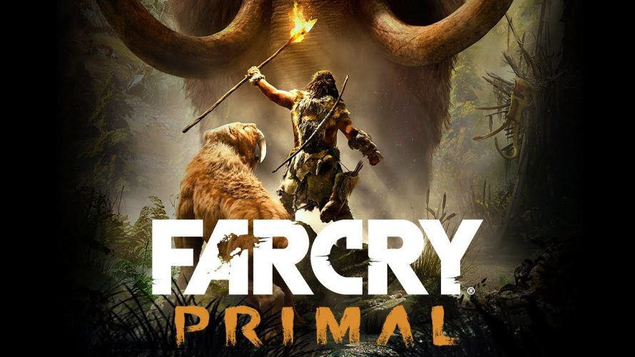 Un trailer de rattrapage pour Far Cry Primal