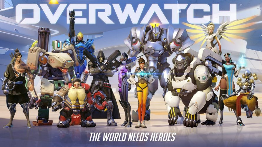 Overwatch, gratuit ce week-end