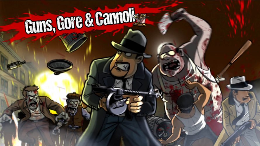 TEST | Guns, Gore & Cannoli sur PS4