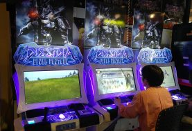 PREVIEW - On a testé Dissidia: Final Fantasy sur Arcade