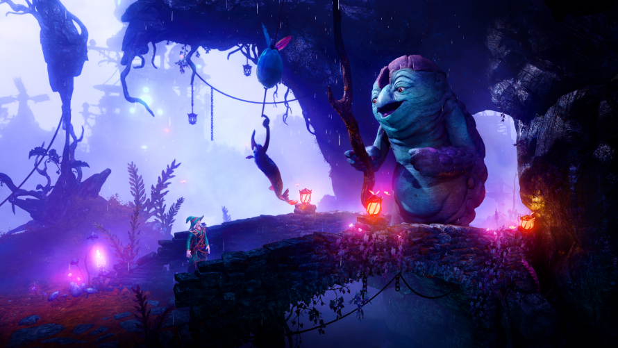 Trine 3 : The Artifacts of Power disponible avant Noël sur PS4 ?