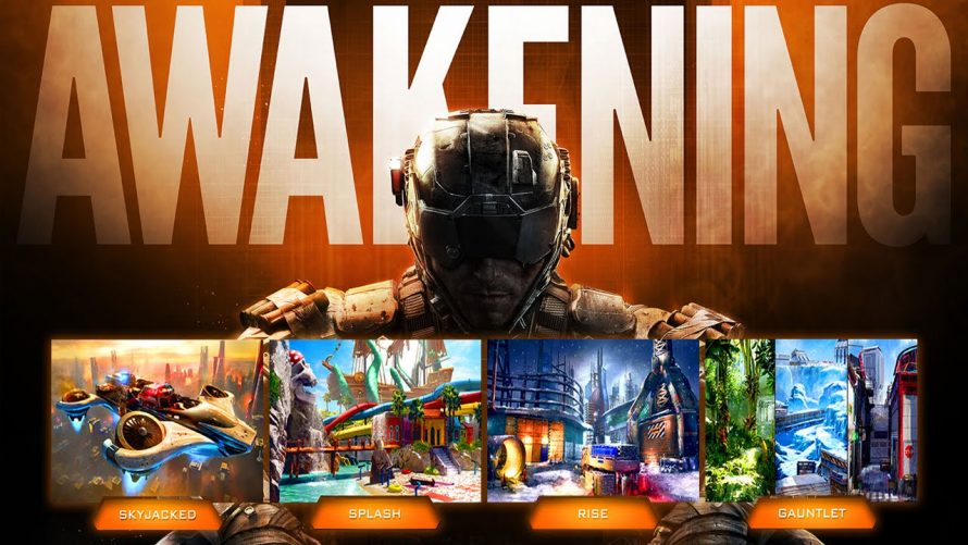 Call of Duty: Black Ops III – Le DLC Awakening s'illustre en vidéo