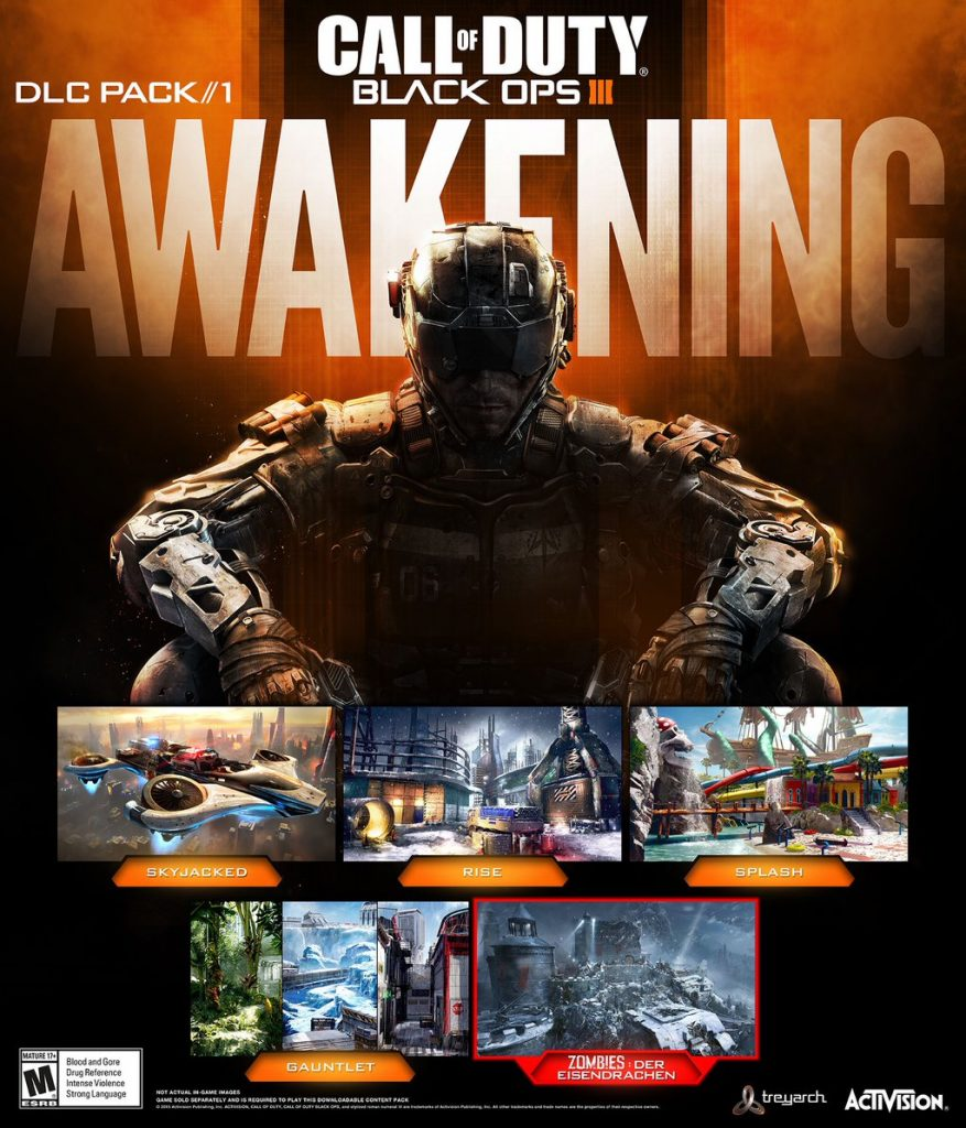 Call of duty black ops 3 awakening DLC