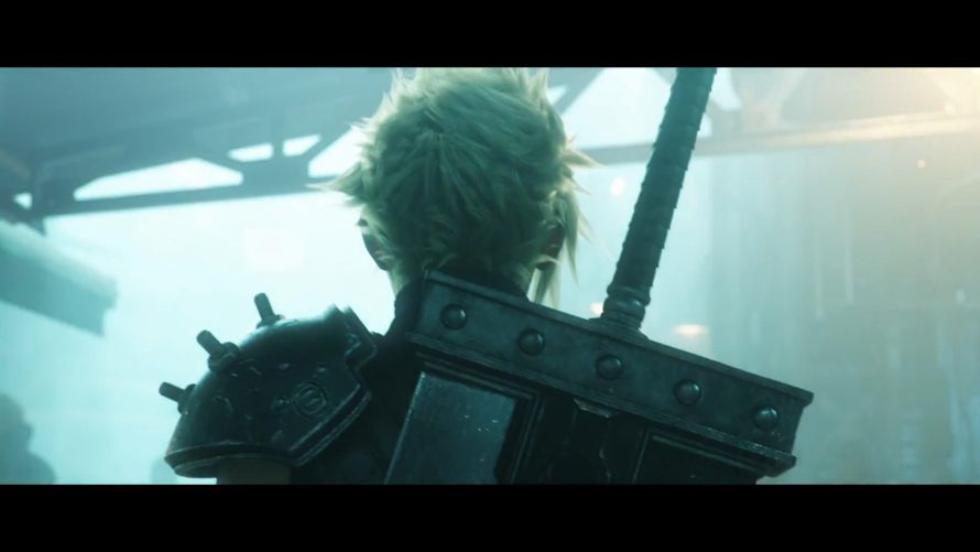 Final Fantasy VII Remake : Un premier trailer de gameplay