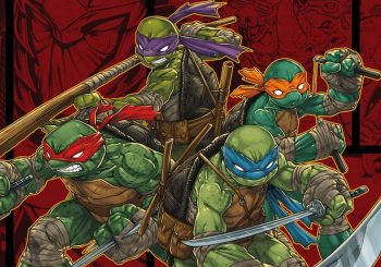 Un premier artwork pour le jeu Tortues Ninja de Platinum Games