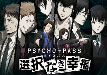 Psycho-Pass: Mandatory Happiness sortira en Europe
