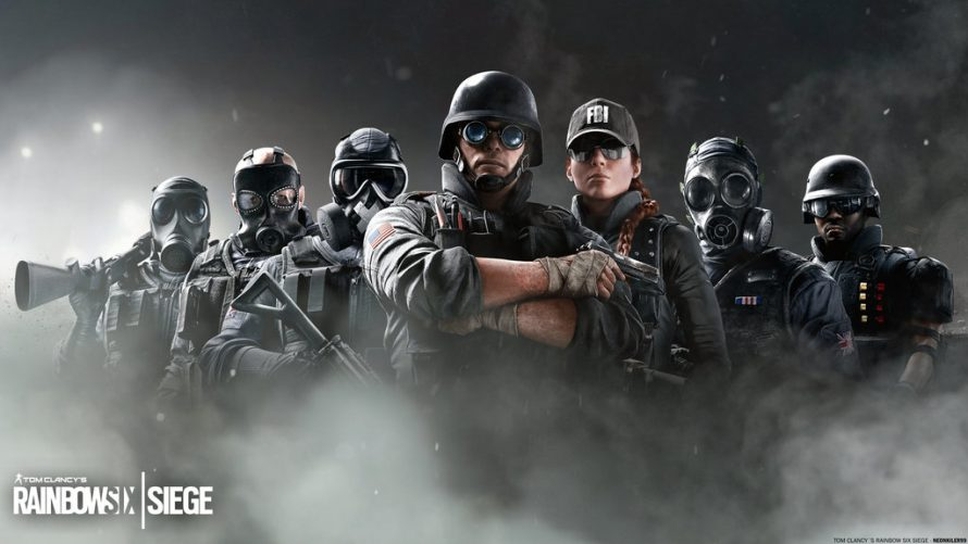 Rainbow Six Siege : Maintenance et patch 1.2 aujourd'hui