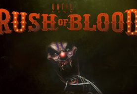 Until Dawn: Rush of Blood était en développement avant le jeu original
