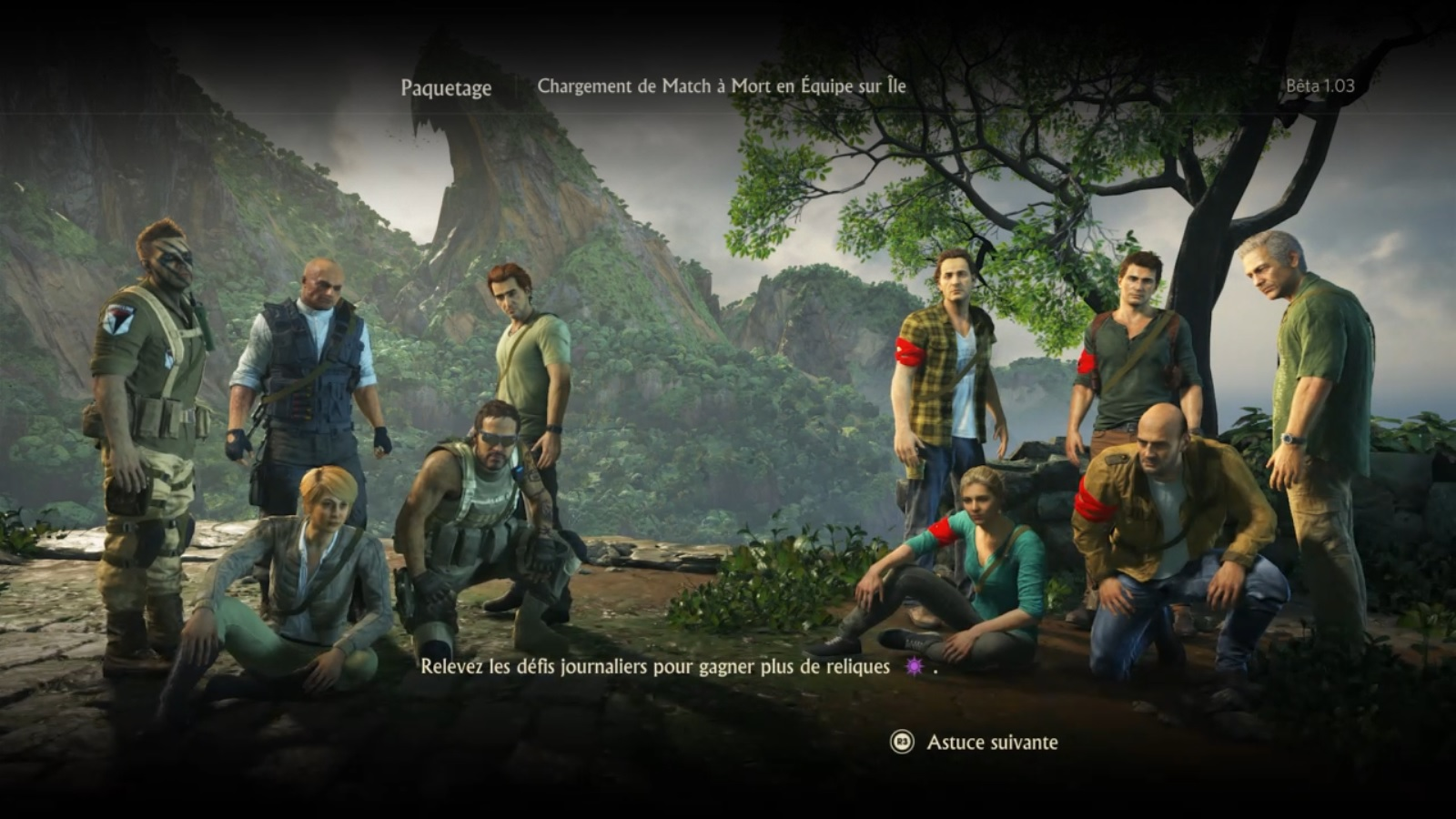 beta uncharted 4 matchmaking