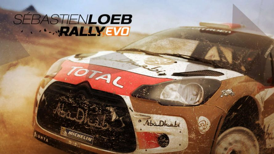 Sébastien Loeb Rally Evo : Vidéo de gameplay au volant de la Lancia Delta S4