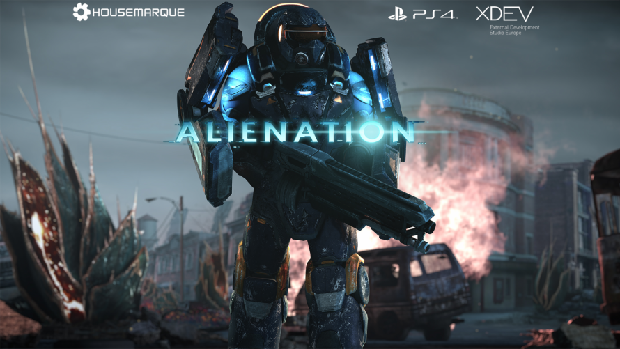 Alienation : Vidéo d'introduction à l'invasion