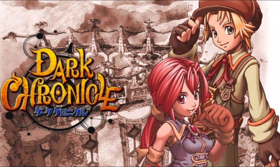 Dark Chronicle (PS2) arrive sur PlayStation 4